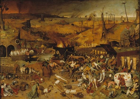 Pieter Brueghel l'Ancien Le triomphe de la mort
